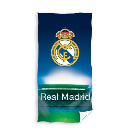 Toalla de playa Real Madrid 70x140 cm microfibra