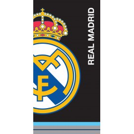 Toalla de playa Real Madrid 70x140 cm 100% poliester RM182077