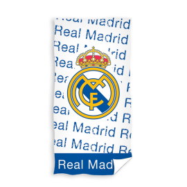 Toalla de playa Real Madrid 70x140 cm 100% algodon RM171105
