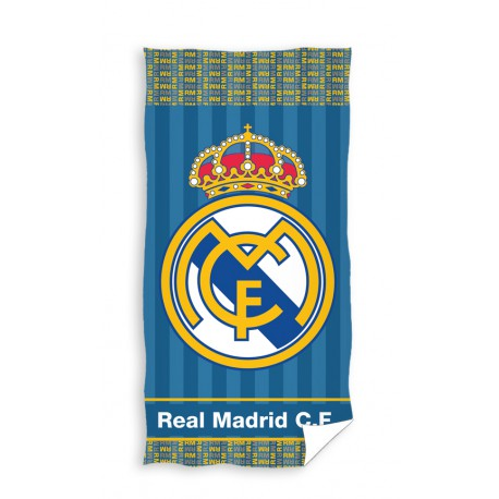 Toalla de playa Real Madrid 70x140 cm 100% algodon RM185004