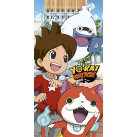 Toalla estampada Yo-Kai Watch